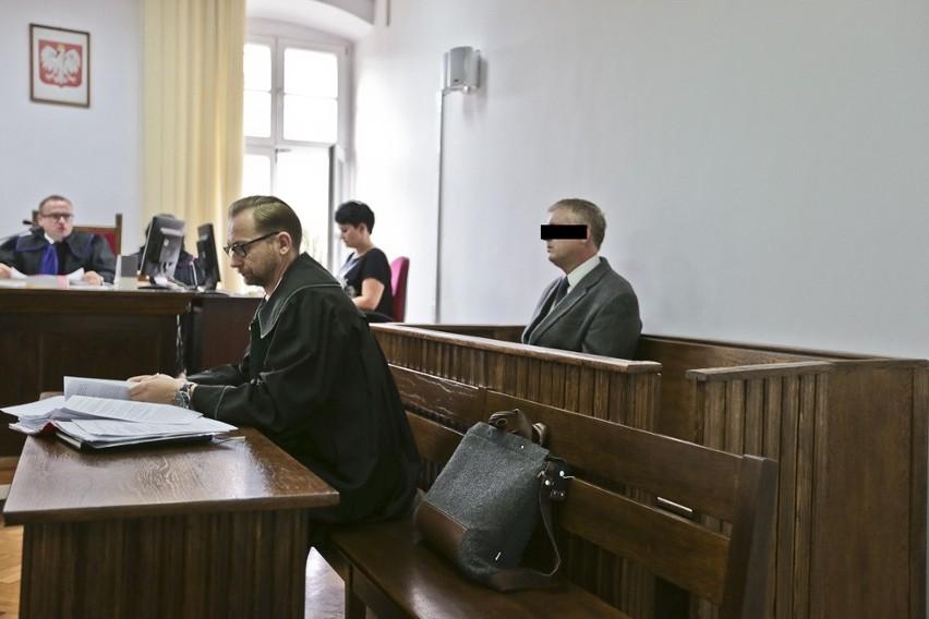 O tym co wydarzyło się 21 września 2015 roku na działkach wie tylko Andrzej U.
