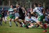Ekstraliga rugby. Pokaz siły Master Pharm, niesamowity bój w Sochaczewie