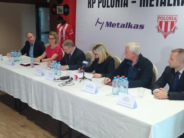 KP Polonia Metalkas Bydgoszcz ze swoimi partnerami prowadzi innowacyjny projekt