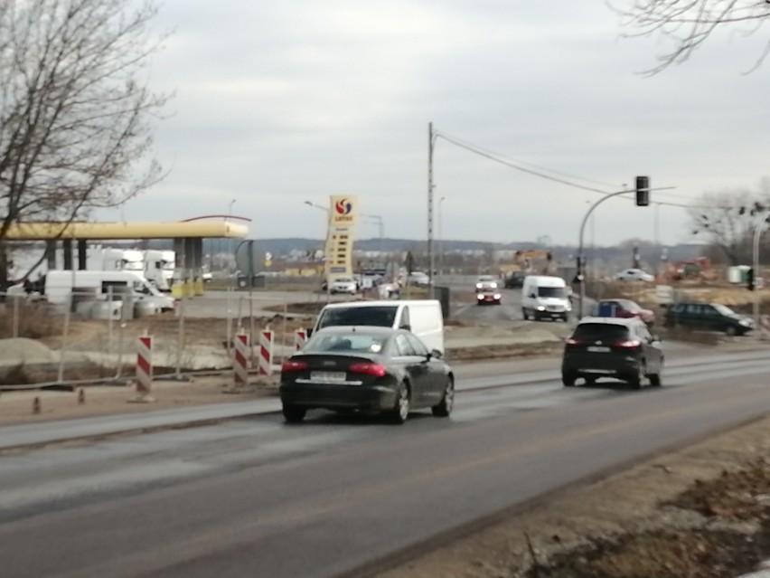 Zmiany w rejonie Naramowickiej, Włodarskiej i Ziarnistej