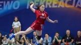 Reprezentantka Polski juniorek w Suzuki Koronie Handball Kielce