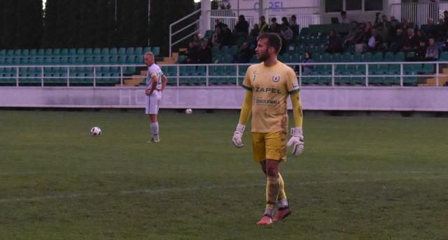 Michał Szularz grał ostatnio w Izolatorze