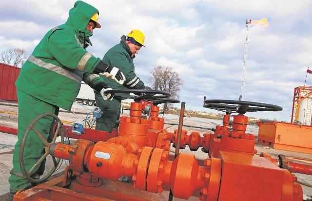 Firmy wydobywcze będą musiały się podzielić możliwymi zyskami z gazu łupkowego