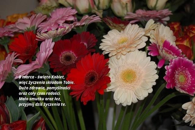 życzenia Na Dzień Kobiet 2015 Najpiękniejsze życzenia