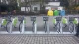 Rekordowy miesiąc miejskich rowerów w Katowicach. Już ponad 8 tys. wypożyczeń