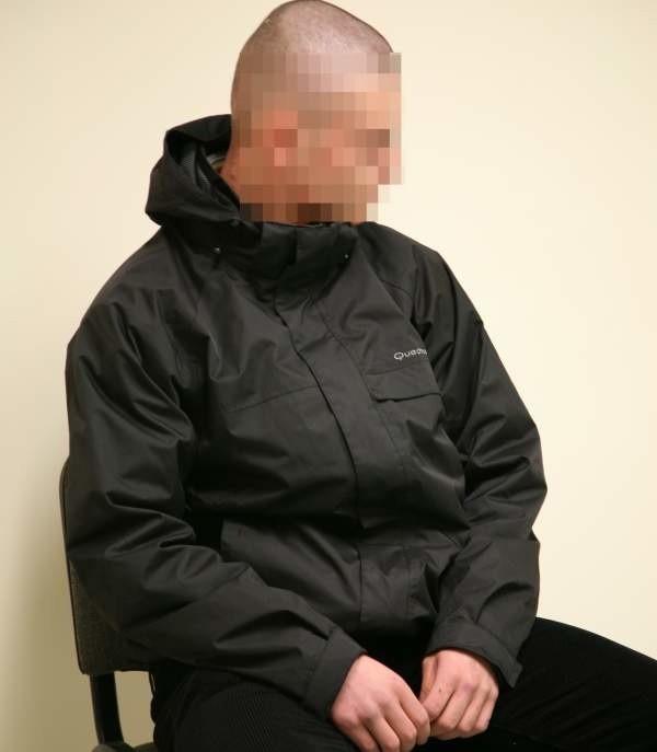 Napastnikiem okazał się 16-letni mieszkaniec Opola.