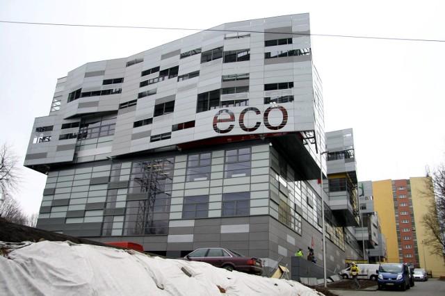 Interbud-Lublin odpowiada m.in. za dokończenie budowy Ecotech-Complex przy ul. Głębokiej