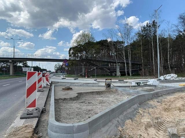 Do czwartku, 29 kwietnia, potrwają prace drogowe na ul. Jasinieckiej i Fordońskiej w Bydgoszczy.