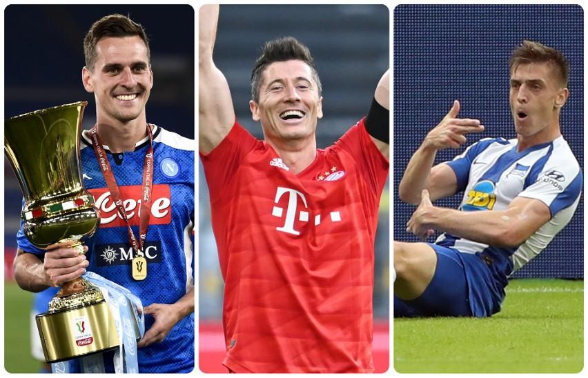 Wszystkie najważniejsze ligi Europy zakończyły już...