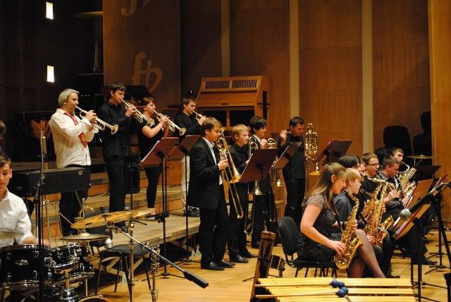 Big Band pod dyrekcją Tomasza Witka