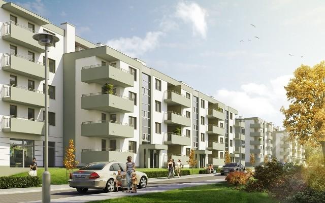 Nowe mieszkania Koszty kredytów hipotecznych w Polsce, należą do najwyższych w Europie.