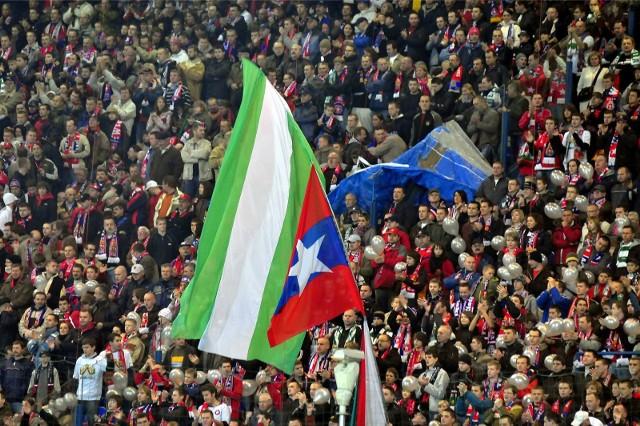 2008 rok. Mecz Wisła - Lechia