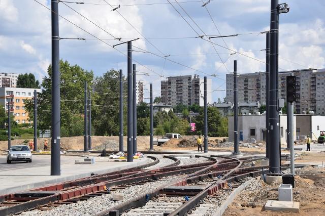 Budowa pętli tramwajowej w dzielnicy Północ w Częstochowie Zobacz kolejne zdjęcia. Przesuwaj zdjęcia w prawo - naciśnij strzałkę lub przycisk NASTĘPNE