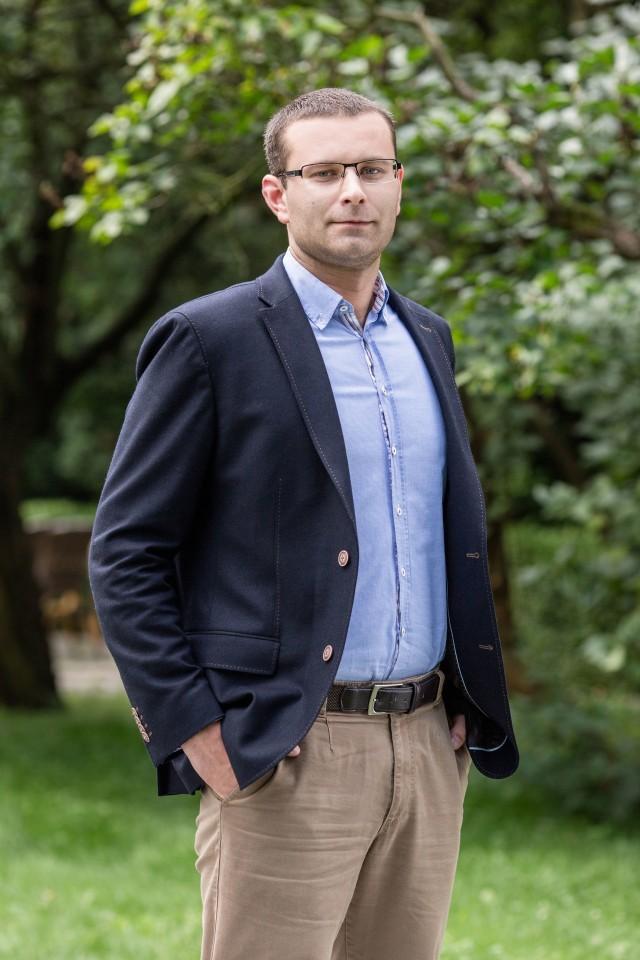 Przemysław Pruszyński, doradca podatkowy, ekspert Konfederacji Lewiatan.