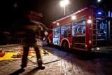 Tragiczny pożar w Hecznarowicach: mężczyzna zginął w płomieniach