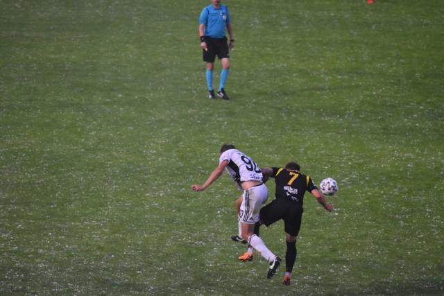 GKS Jastrzębie przegrał kolejny mecz z rzędu. Fatalna passa bez wygranej trwa już od czterech spotkań.