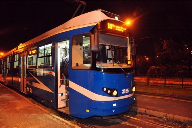 W mieście ubędzie nocnych tramwajów. Zastąpią je autobusy.