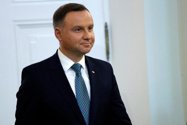 Prezydent Andrzej Duda przyjedzie w sobotę 7.07.2018 do Luzina na Zjazd Kaszubów