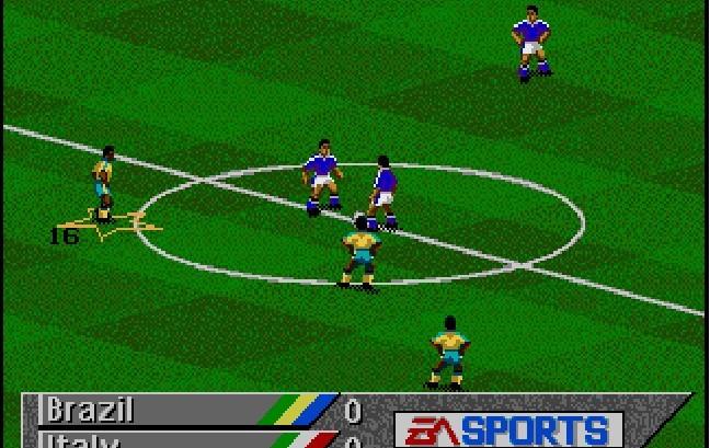 Zaledwie pół roku po premierze FIFA International Soccer EA...