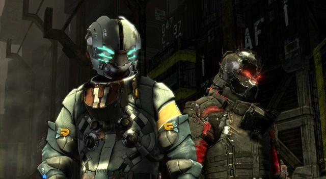 Dead Space 3Nowością w grze Dead Space 3 będzie tryb kooperacji