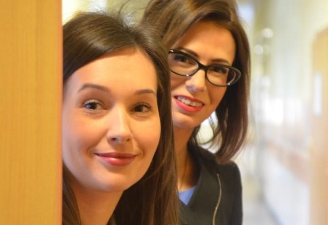 Punktów pomocy prawnej jest  sześć. W tym przy ul. Teatralnej 26 przyjmują adwokatki: Paulina Merda i Aleksandra Przybył.