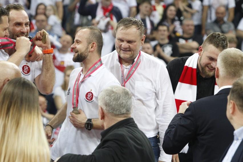 Prezes ŁKS Commercecon Hubert Hoffman: - Tytuł wywalczony sercem!