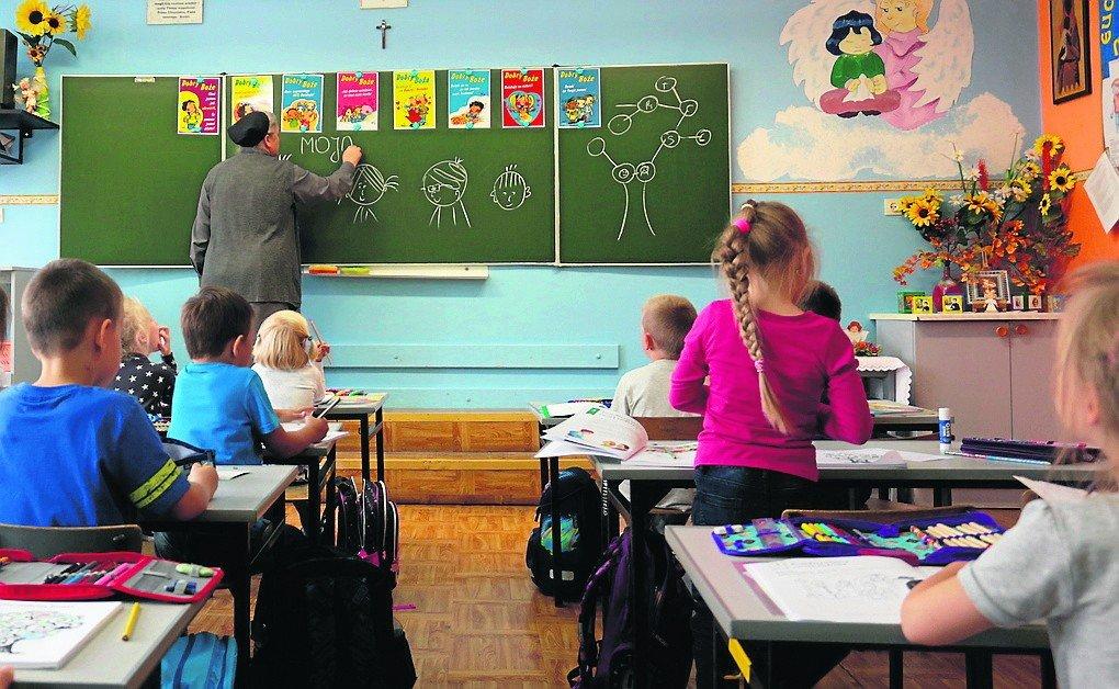 27f940aa21059 Zdaniem dyrektorów dwie godziny religii w szkołach to za dużo przy  podwójnym naborze ...