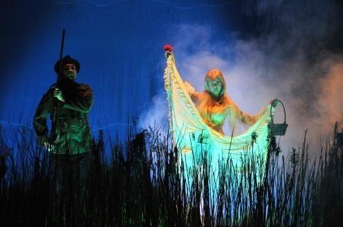 """Uwspółcześnioną wersję """"Ballad i romansów"""" Mickiewicza można oglądać na deskach białostockiego Teatru Dramatycznego"""