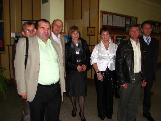 50-lecie szkoly im. M.C. Sklodowskiej w Malkini
