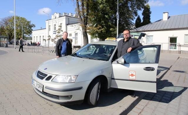 Mariusz Zieliński i Damian Pazdykiewicz twierdzą, że było to 50. obywatelskie zatrzymanie kierowcy Ubera.