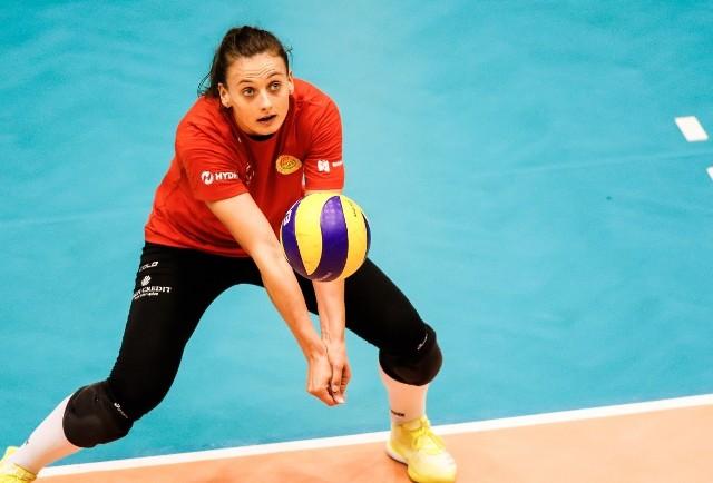 Marta Wellna to 32-letnia przyjmująca, która w poprzednim sezonie występowała w BKS Bielsk-Biała