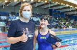 Pierwszy Otylia Swim Cup za nami. Ponad 800 dzieci pływało na zawodach Otylii Jędrzejczak w Lublinie