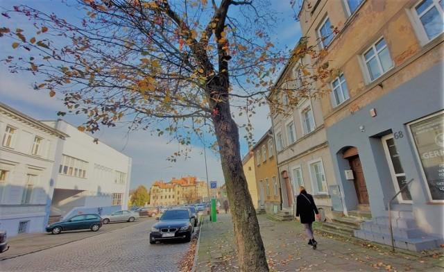Ulica Jedności w Zielonej Górze dawniej była jednym z najważniejszych traktów na mapie miasta.