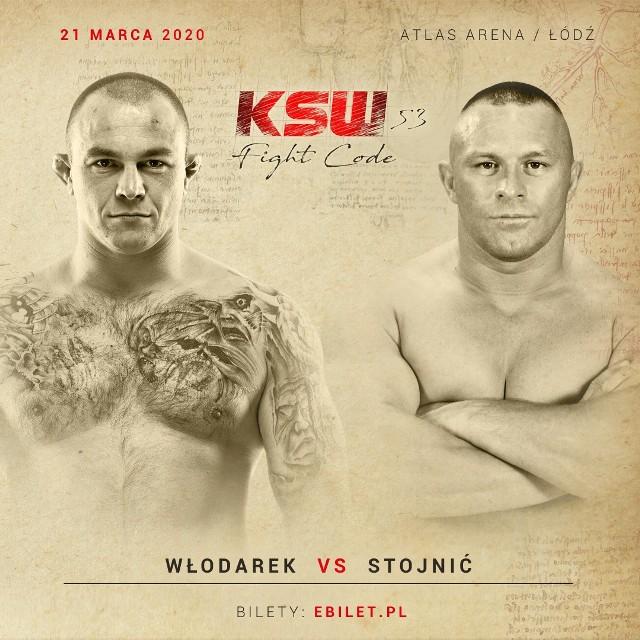Michał Włodarek po powrocie do klatki KSW imponuje formą. Czy poradzi sobie też z legendą królewskiej kategorii, pochodzącym z Sarajewa Dejanem Stojniciem?