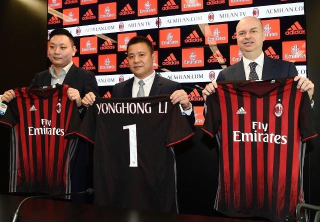 AC Milan zmienił właściciela