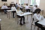 Egzamin ósmoklasisty w Szkole Podstawowej nr 152 - tak było tuż przed rozpoczęciem... A jak wrażenia po?