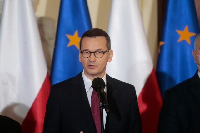 Premier spotka się z Lewicą ws. Krajowego Funduszu Odbudowy