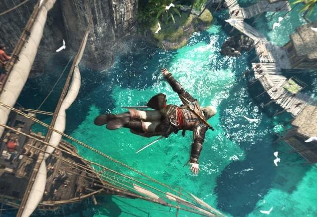 Assassin's Creed IV: Black FlagAssassin's Creed IV: Black Flag