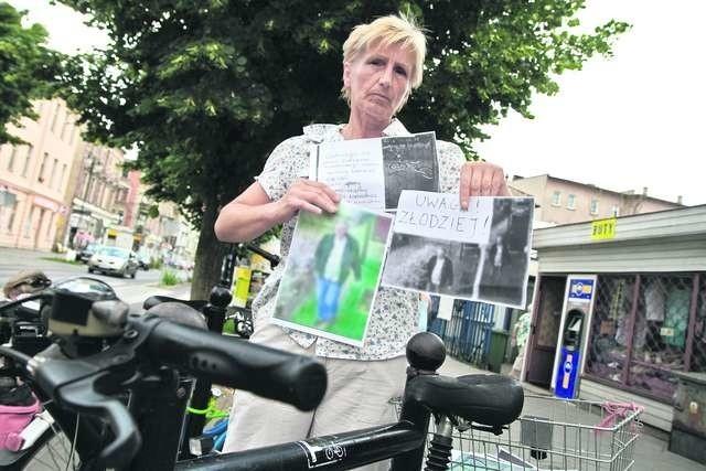 Z desperacji i bezsilności zdecydowała się piętnować złodzieja rowerów publikując jego wizerunek. Liczy, że ktoś rozpozna mężczyznę