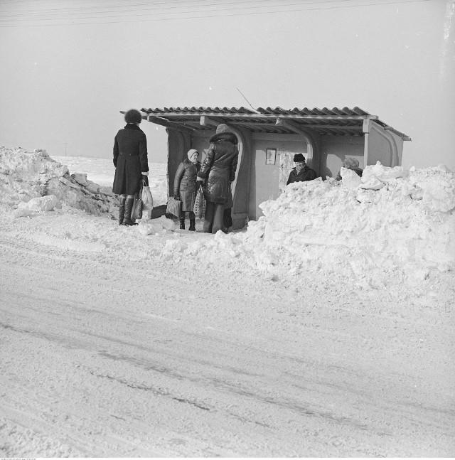 Zima stulecia w Starych Babicach i okolicy. Rok 1979.