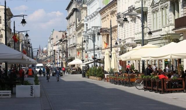 Restauracje z Łodzi dają prawie połowę obrotu z gastronomii całego województwa.
