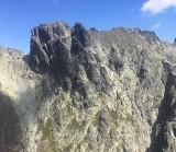 Tragiczny wypadek w Tatrach. Polski turysta spadł ze szczytu na granicy polsko-słowackiej