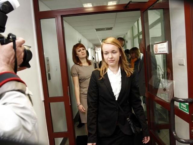 Studenci UMB u marszalka - BialystokStudenci UMB u marszalka - Bialystok