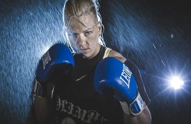 Sylwia Reichel jest wojowniczką nie od dziś. Zaczynała od kyokushin karate, a teraz chce spróbować swoich sił we wrestlingu, w Wielkiej Brytanii