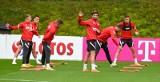Biało-Czerwoni rozpoczęli w Sopocie przygotowania do meczu z Finlandią. Dziewięciu piłkarzy uczestniczyło w pierwszym treningu kadry [FOTO]