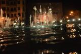 Nocna Zielona Góra. Zobacz, jak pięknie po zmroku wygląda centrum miasta!
