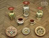Nowa kolekcja ceramiki pokuckiej powiększy zbiory Muzeum Historycznego w Sanoku [ZDJĘCIA]