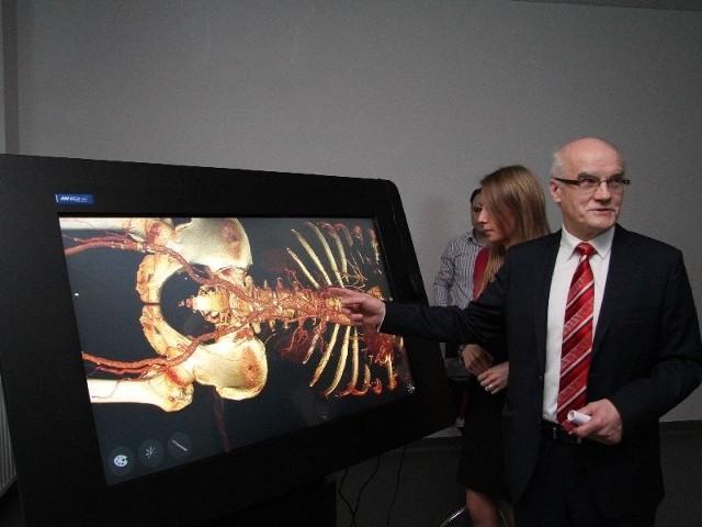 Studenci medycyny będą mogli korzystać z nowoczesnego sprzętu, wspieranego nowymi technologiami.