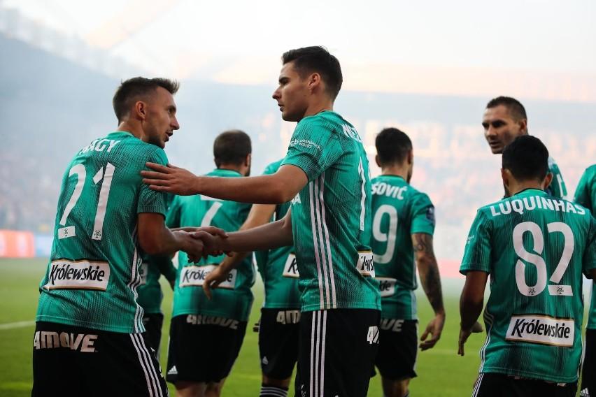 Legia pokonała Cracovię