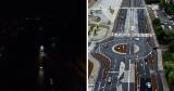 Ulica Szafera w Szczecinie pogrążona w ciemności...Wiemy dlaczego nie działało oświetlenie